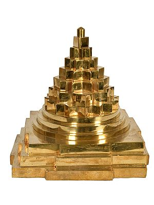 Large And Heavy Accurate Shri Yantra (Maha Meru)