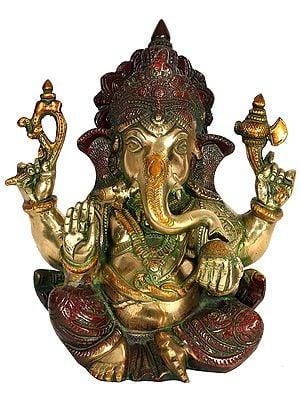 Aashirwad Ganesha