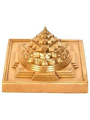 Shri Yantra with Beej Mantra