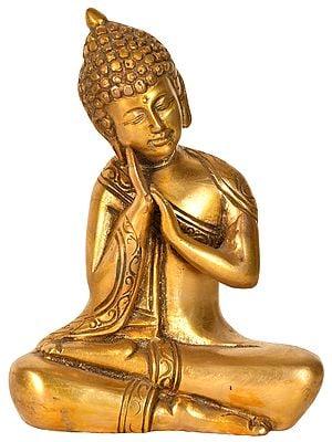 Thinking Buddha - Tibetan Buddhist
