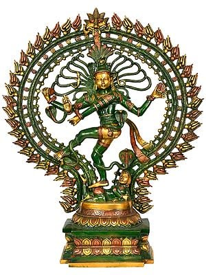 Nataraja- The Lord of Dancers