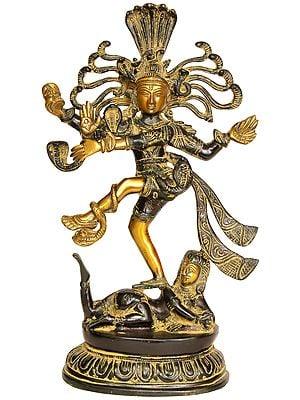 Divinity Of Nataraja's Tandava