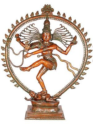 Super Large Size Nataraja (Suitable For Outdoors)