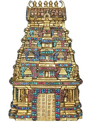 Meenakshi Temple of South India