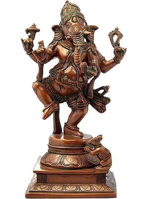 Nritya Ganesha