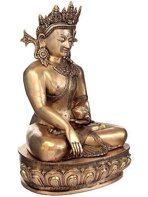 Crowned Buddha (Tibetan Buddhist)