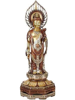 Kuan Yin, The Japanese Form Of Padmapani Avalokiteshvara