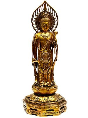 Kuan Yin, The Japanese Form Of Padmapani Avalokiteshvara