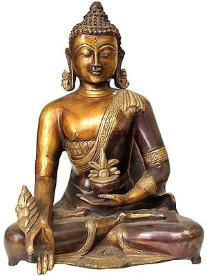 Tibetan Buddhist Deity- Medicine Buddha