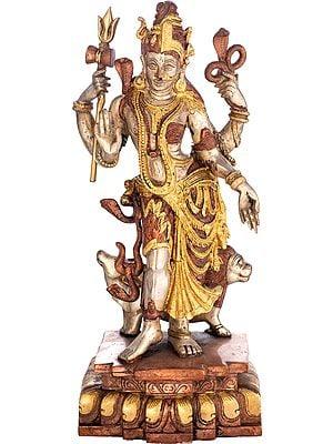Ardhanarishvara (Shiva and Parvati)