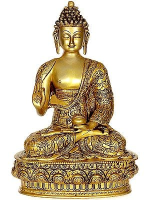 Lord Buddha - Tibetan Buddhist