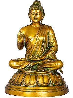 The Preaching Buddha
