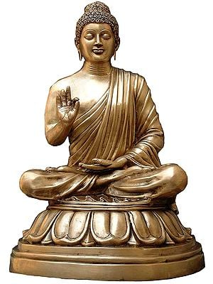 The Blessing Buddha