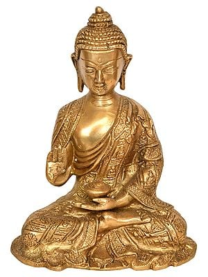 Buddha, Generous With Blessings