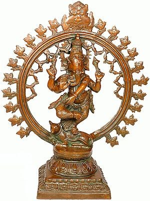 Large Size Ganesha - The Son of Nataraja