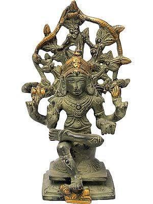 Rugged Dakshinamurti Shiva