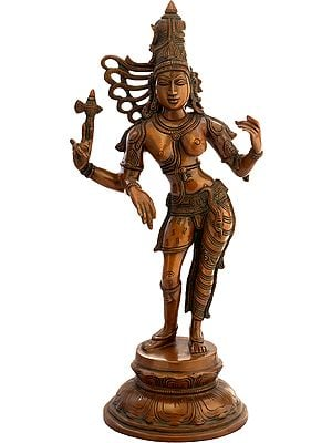 Ardhanarishvara: The Confluence Of Shiva-Shakti