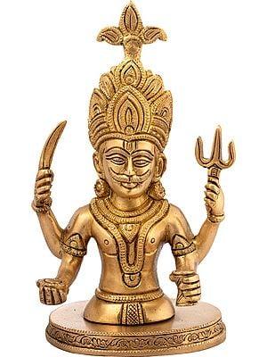 Nakoda, A Deity Of The Jains