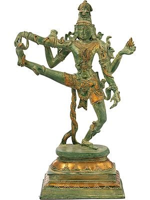 Shiva's Ferocious Tandava