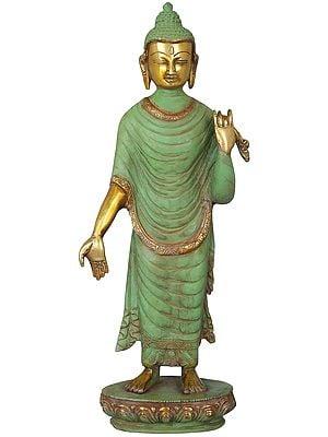 Standing Buddha (Tibetan Buddhist Deity)