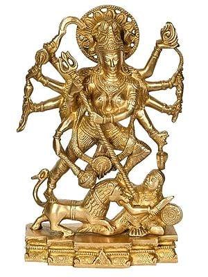 Mahishasura-Mardini Goddess Durga