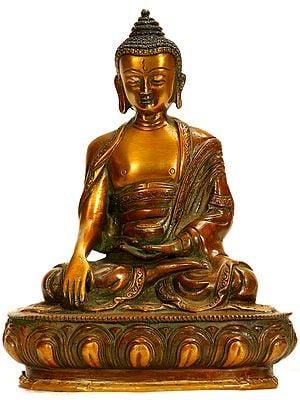 Lord Buddha in Mara Vijay Mudra