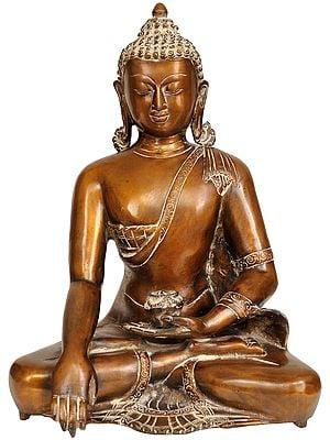 The Buddha in Bhumisparsha Mudra