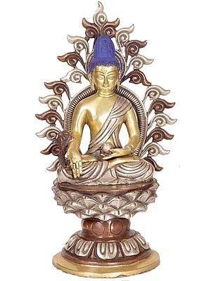Buddha on High Throne