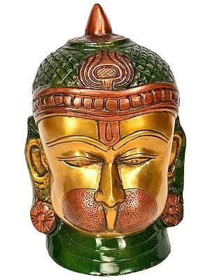 Lord Hanuman Head