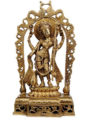 Saraswati - Goddess of Art and Wisdom