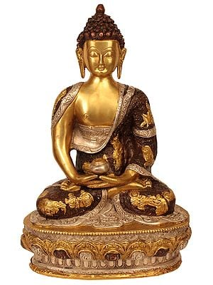 Buddha in Dhyana Mudra (Meditation)