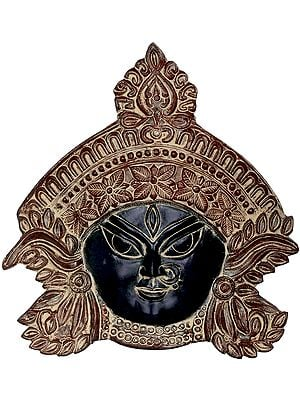 Goddess Kali Countenance Wall-hanging