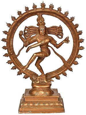 Nataraja, Of Divine Prowess