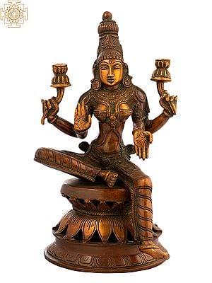 Goddess Lakshmi Of The Atharva Veda