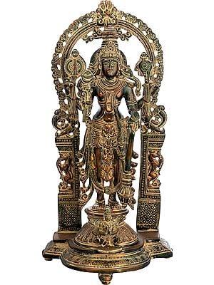 Bhagawan Vishnu with Prabhavali