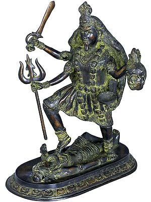 The Power Of Kali-Ma