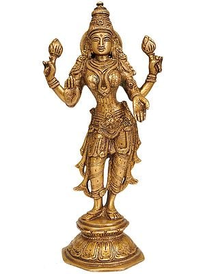 Lakshmi, The Devi Of Plenty