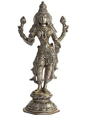 Lakshmi, The Devi Of Plenty