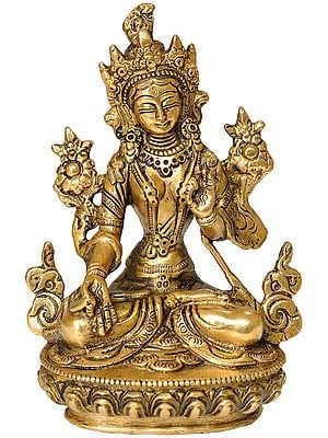 White Tara, The Supreme Female Deity In Tibetan Buddhism