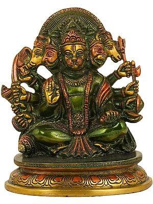 The Invincible Panchamukhi Hanuman