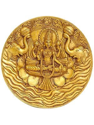 Lakshmi Wall-hanging, Rising Over The Tide