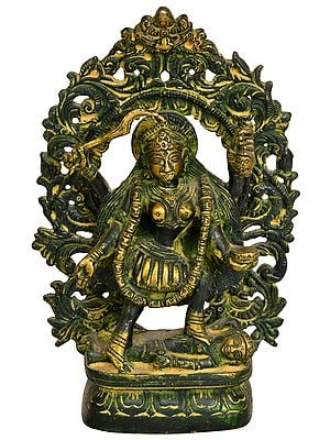 The Ferocious Beauty Of Kali