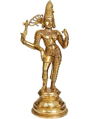 Ardhanarishvara (Shiva-Shakti)