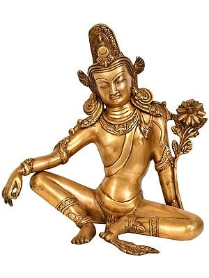 Seated Avalokiteshvara