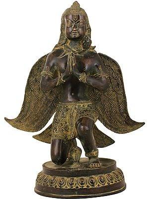 Garuda, A Work Of Nepalese Art
