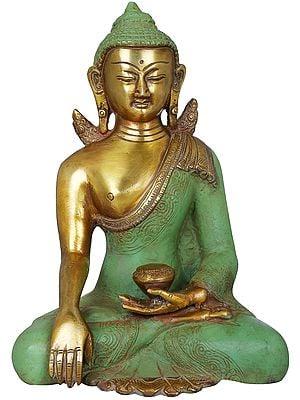 Solemn Shakyamuni, The Momentous Bhumisparsha Mudra