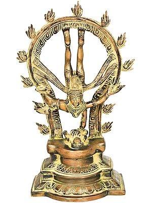 Shiva's Extreme Tandava (Nataraja)