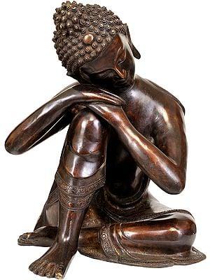 Pensive Buddha