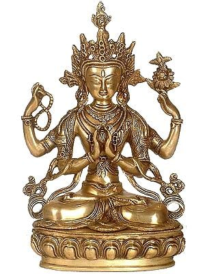 Avalokiteshvara, The Beloved Deity Of Tibet