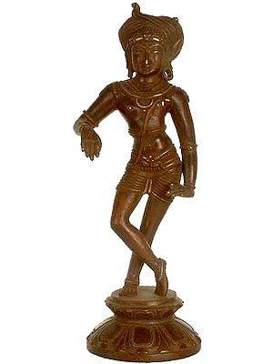Katyavalambitamurti Shiva